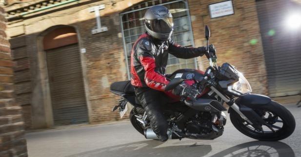 Essai Yamaha MT-125