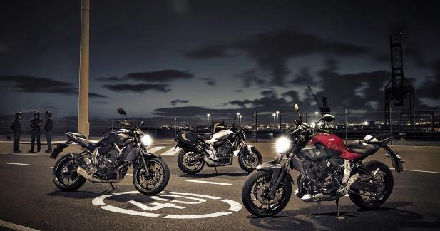 Yamaha rappelle massivement ses MT-07