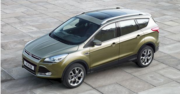 Offensive de Ford sur les SUV