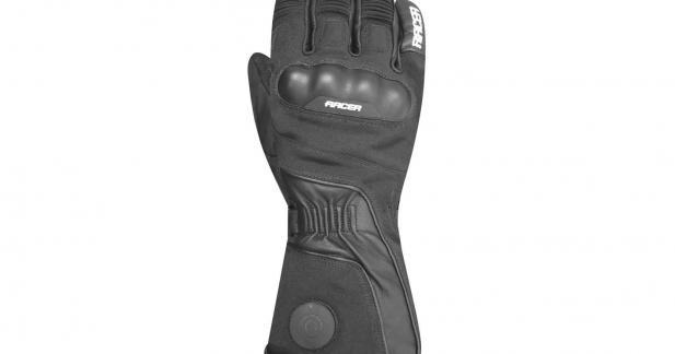 Racer Heat : les gants chauffants, c'est de saison