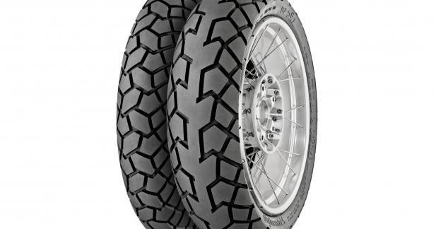 TKC 70 : le pneu trail routier de Continental