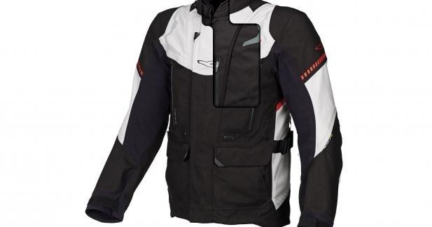Macna Cobalt : nouvelle veste touring 2 en 1