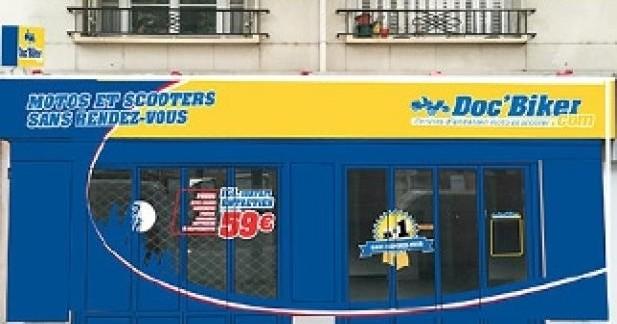 Doc'Biker : un nouveau centre à Paris 16è