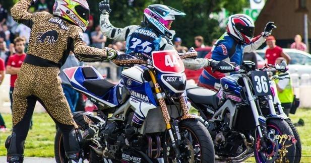 Grande fête nationale de la moto : X-Roadster c'est parti pour 2015 !