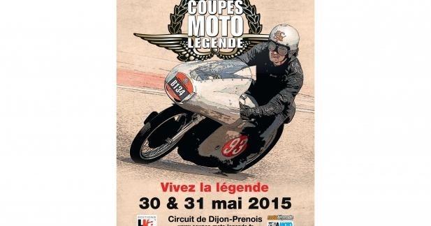 Coupes Moto Légende 2015 : rendez-vous les 30 et 31 mai