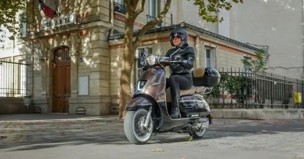Essai Peugeot Django 125 Allure