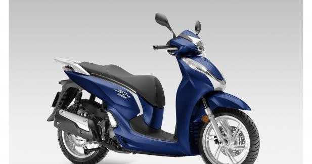 Nouveau Honda SH 300 pour l'été 2015