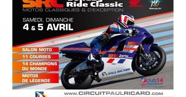 Sunday Ride Classic, 4 et 5 avril 2015 : les champions, le programme, les infos et le Club14 Champion
