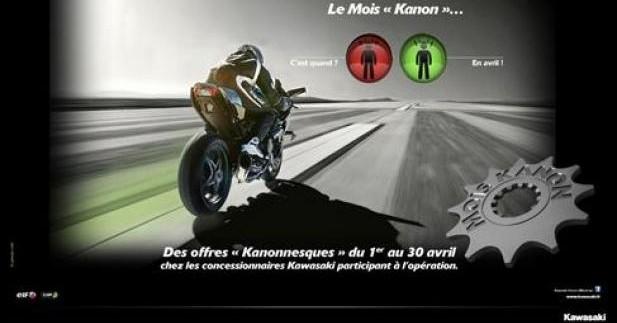 Promo Kawa : avril, le mois des offres Kanon