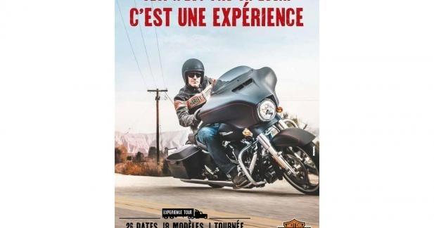 Essayez la gamme Harley 2015 et le projet LiveWire