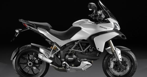 Ducati rappelle ses Multistrada 1200 de 2010 à 2014