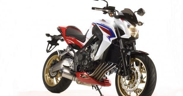 Série spéciale Honda CB 650 F SP : 7 499 €