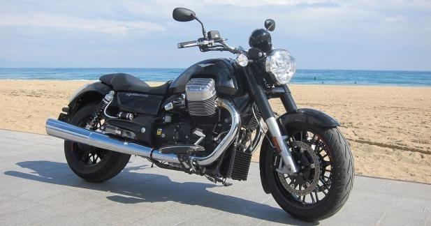 Promos Moto Guzzi : - 2000 € sur les California