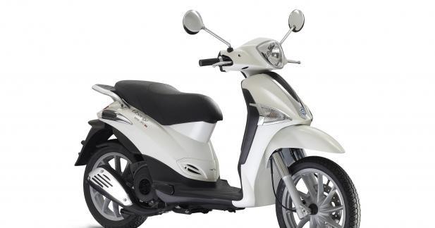Piaggio Liberty 125 3V : baisse de tarif à 2 349 €