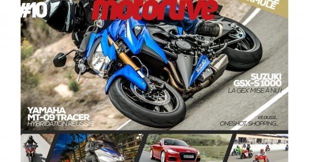 Motorlive Digital Mag : le numéro 10 est en ligne !