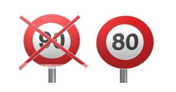 Sécurité routière : limitation à 80 km/h et gilet jaune pour les 2-roues, c'est parti