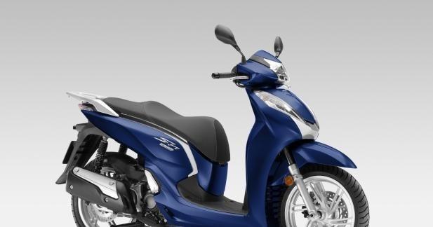 Tarif Honda mai 2015 : le nouveau SH 300 à 5 349 €