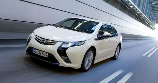 Opel lance une offensive produits pour 2011
