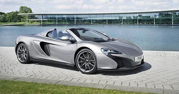 Mondial Auto : McLaren 650S MSO, une supercar produite à 50 exemplaires