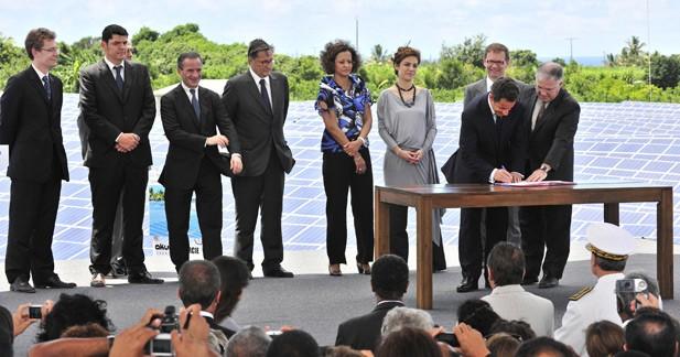 Voiture électrique : un projet à La Réunion