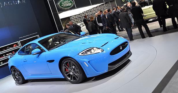 Jaguar XKR-S : la XK au superlatif