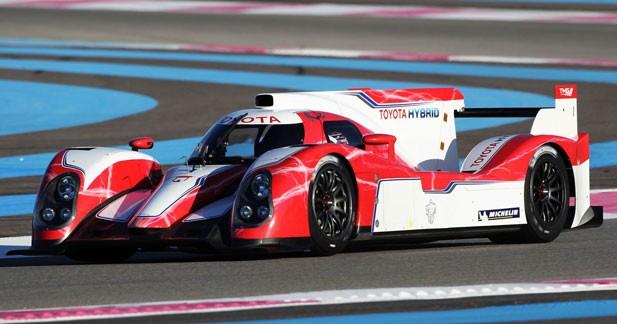 Des hybrides mais pas encore d'électriques au Mans