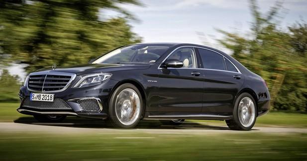 Mercedes S65 AMG : la plus rapide des limousines