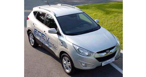 Hyundai accélère sur l'hydrogène