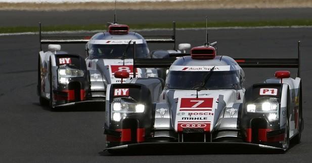 Audi remporte les 6 Heures de Silverstone