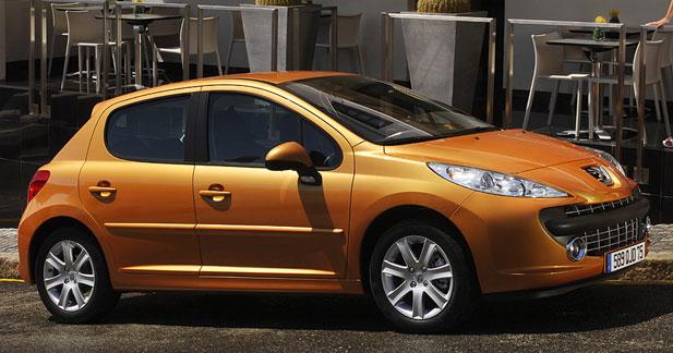 Peugeot 207 1.4 HDi 70 ch
