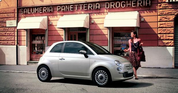 Fiat 500 1.3Mjet 75ch DPF