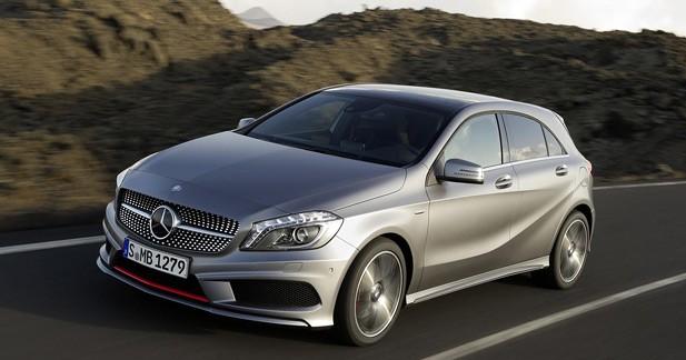 Mercedes Classe A : meilleur lancement de l'histoire de la marque