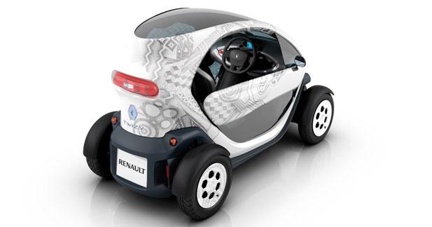Le Renault Twizy devient le véhicule électrique le plus vendu en Europe