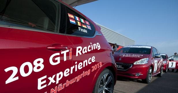 Peugeot choisit ses ambassadeurs pour la 208 GTI