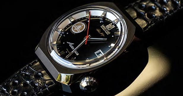 Une montre en hommage à la Shelby Cobra CSX8000 chez March LAB