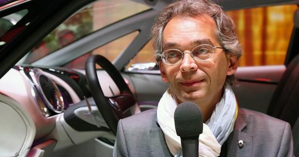 Axel Breun, Renault : ''les concepts, des outils pour convaincre''