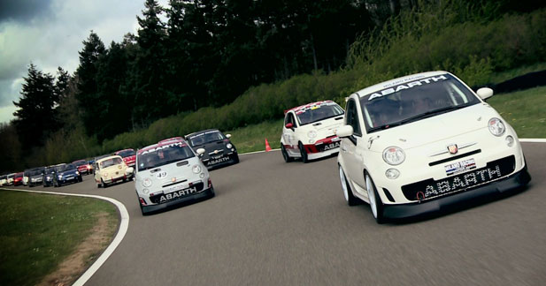 Abarth Day 2012 : Le Scorpion passion