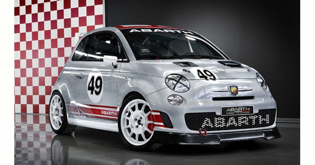 Abarth lance son opération Make It Your Race