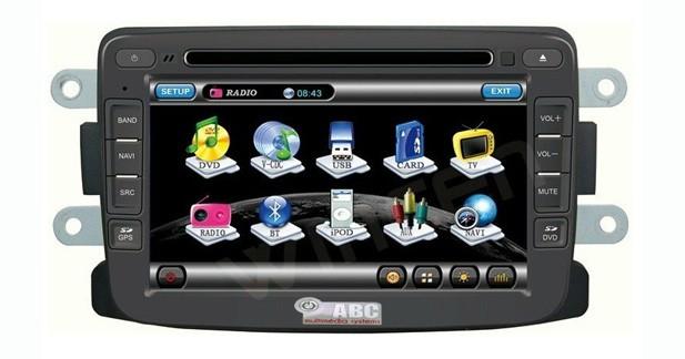 ABC Multimedia Systems dévoile un autoradio high-tech pour la gamme Dacia