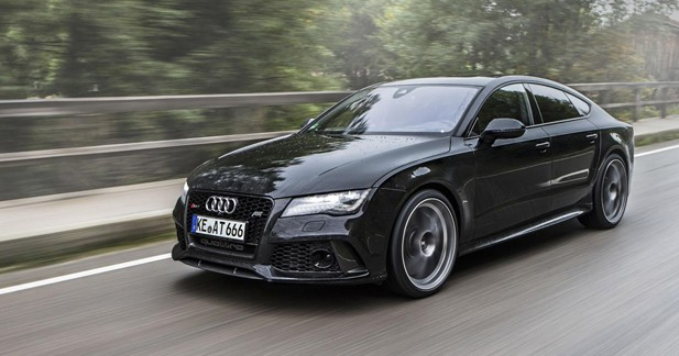 audi rs7 abt 700 ch a vous suffit. Black Bedroom Furniture Sets. Home Design Ideas