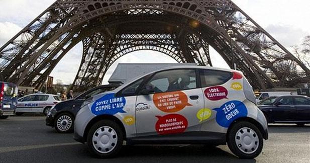 Autolib' conservera bien son nom à Paris