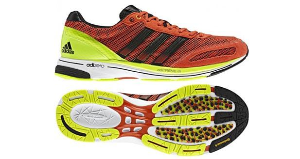 Chaussures de sport : Adidas met la gomme avec Continental