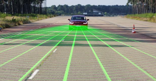 Aides à la conduite: elle posent les bases de la voiture autonome