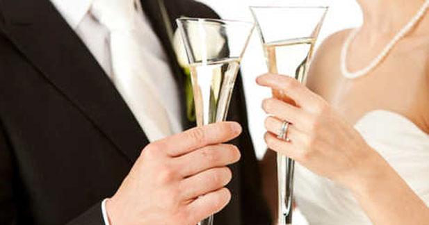Mariage : il faut penser aussi aux dangers de l'alcool