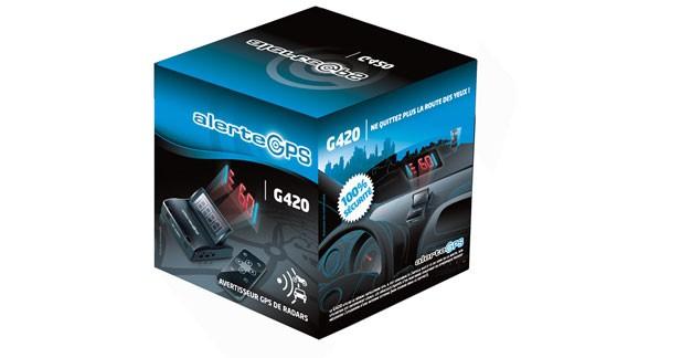 alertegps g420 pr vient des radars la t te haute. Black Bedroom Furniture Sets. Home Design Ideas