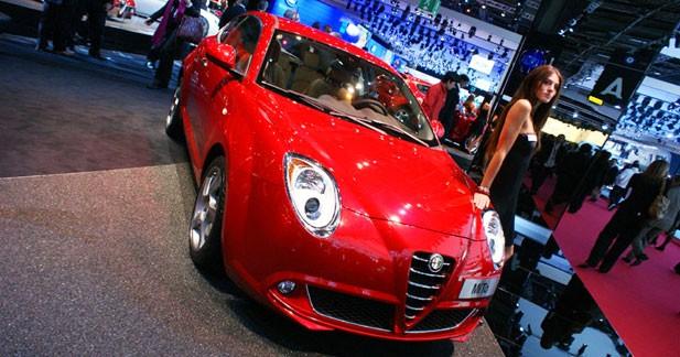 Alfa MiTo: la Mini dans le viseur