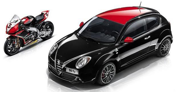 Alfa Romeo présentera une série limitée de la MiTo au Mondial de Paris