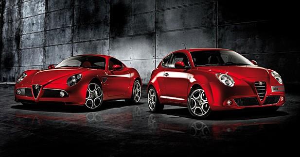 Alfa Romeo : Ode à la bella machina