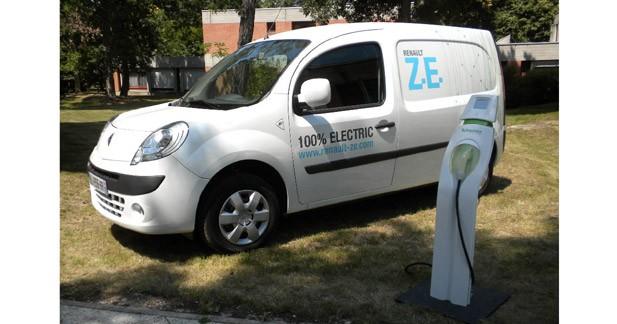 Renault s'associe à Vinci Park pour la voiture électrique