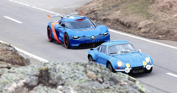Le retour d'Alpine chez Renault : une annonce prévue lundi
